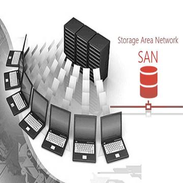 SAN یا Storage Area Network چیست ؟